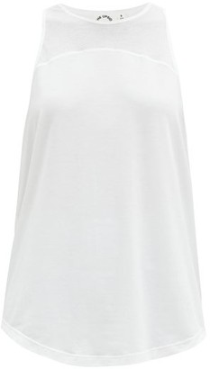 The Upside Madison Jersey Tank Top - White