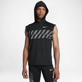 Nike Seasonal Men's Sleeveless Running Hoodie