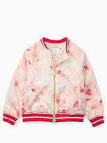 Kate Spade Girls desert rose jacket
