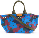 Muveil floral patterned tote