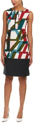 Lafayette 148 New York Arion Shift Dress