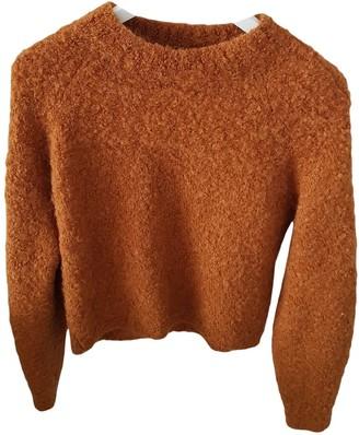 Isabel Marant Orange Wool Knitwear for Women