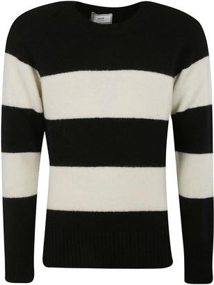 Ami Alexandre Mattiussi Stripe Knit Sweater