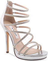 Nina Finessa Strappy Evening Sandals