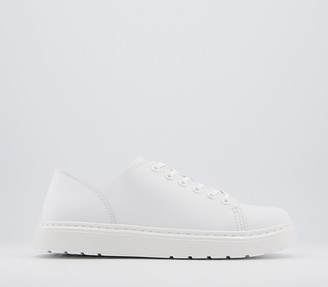 Dr. Martens Dante 6 Eye Trainers White
