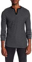 Travis Mathew Shneyderman Stripe Henley