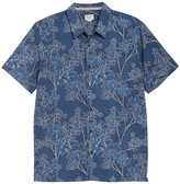 Jack ONeill Mens Bali Short-Sleeve Woven Shirt