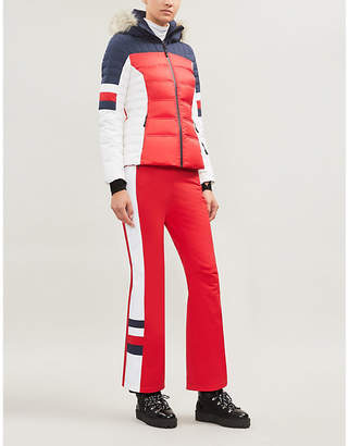 Selfridges Tommy X Rossignol Quilted shell-down jacket