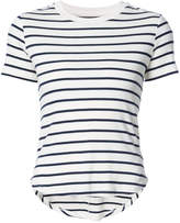 Veronica Beard shortsleeved striped T-shirt