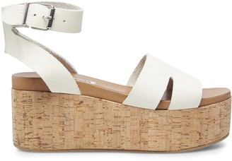 Steve Madden Pacifica Bone Leather