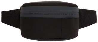 Diesel Black Tolle Big Feltre Bag