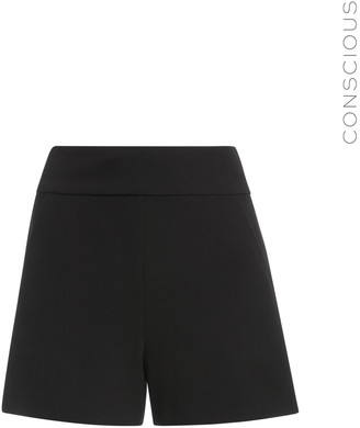 Alice + Olivia Donald High Waisted Shorts