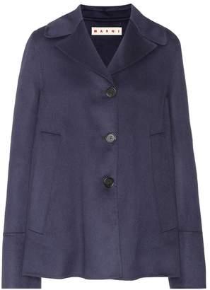 Marni Wool, alpaca and cashmere jacket
