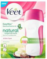 Veet Natural Inspirations EasyWax Roll-On Kit