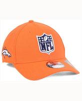 New Era Denver Broncos Team Shield 39THIRTY Cap