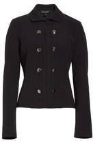 St. John Women's Bella Double Weave Jacket