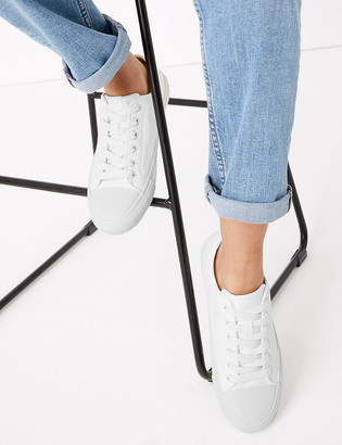 Marks and Spencer Lace Up Trainer