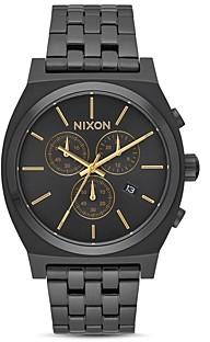 Nixon Time Teller Watch, 39mm