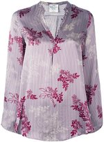 Forte Forte 'Japanese Garden' shirt - women - Silk - 0
