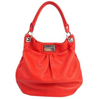 Marc by Marc Jacobs Classic Q Red Leather Handbags