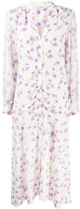 Dorothee Schumacher Radiant Leaves shirt dress