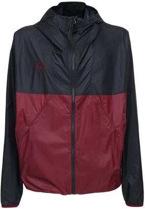 Nike ACG Acg Lightweight Hooded Nylon Jacket