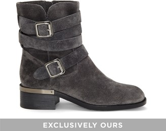 Vince Camuto Webey Moto Bootie