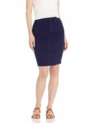 CG JEANS Junior's Stretch Denim Mini Jean Skirts Basic Five Pocket