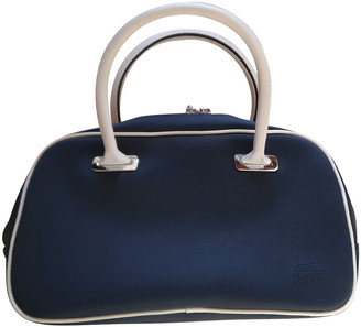Lacoste Blue Synthetic Handbags