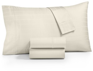 Charter Club Sleep Cool 3-Pc Twin Sheet Set, 400-Thread Count Egyptian Hygro Cotton, Created for Macy's Bedding