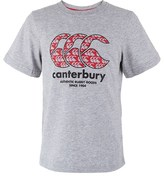 Canterbury of New Zealand Patterned Tee