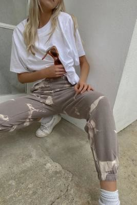Fila Lottie Tie-Dye Joggers - Assorted XS at Urban Outfitters