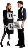 Morris Costumes Plug and Socket Adult Costume (Standard)