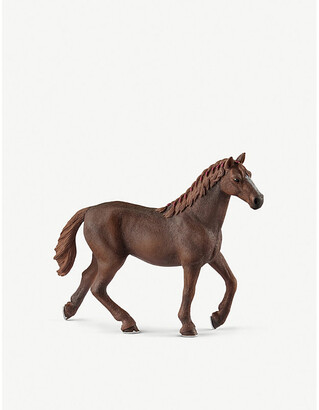 Selfridges Horse Club English Thoroughbred mare figure 11.4cm