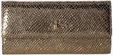 Vivienne Westwood Long Wallet Verona Wallet Handbags