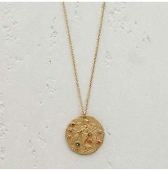 Maje Virgo Zodiac Sign Necklace