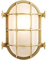 Design Within Reach Oval Bulkhead Light