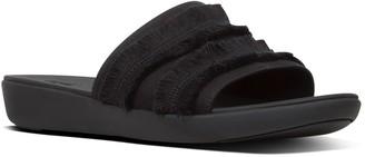 FitFlop Sola Fringe Slide Sandal