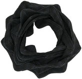 Issey Miyake pleated structured scarf