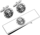 Cufflinks Inc. Men's Dartmouth College Cufflinks/Money Clip Gift Set