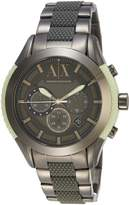 Armani Exchange Men's AX1385 Stainless-Steel Quartz Watch