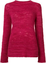 The Elder Statesman Picasso jumper - women - Cashmere - XS