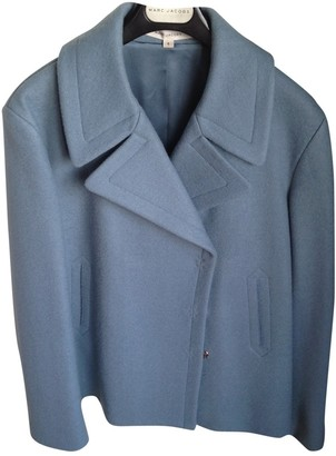 Marc Jacobs Blue Wool Jacket for Women