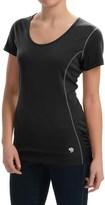 Mountain Hardwear Timica Shirt - Short Sleeve (For Women)