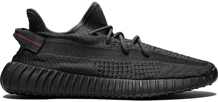 "Yeezy Boost 350 V2 ""Black Static"" sneakers"