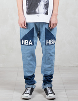 Hood by Air HBA Moto Jeans