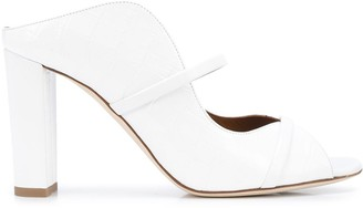 Malone Souliers Norah double-strap mules