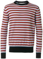 Marni breton striped sweatshirt