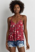 American Eagle Outfitters AE Racerback Babydoll Cami