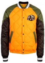 Kenzo Quilted Shell Bomber Jacket